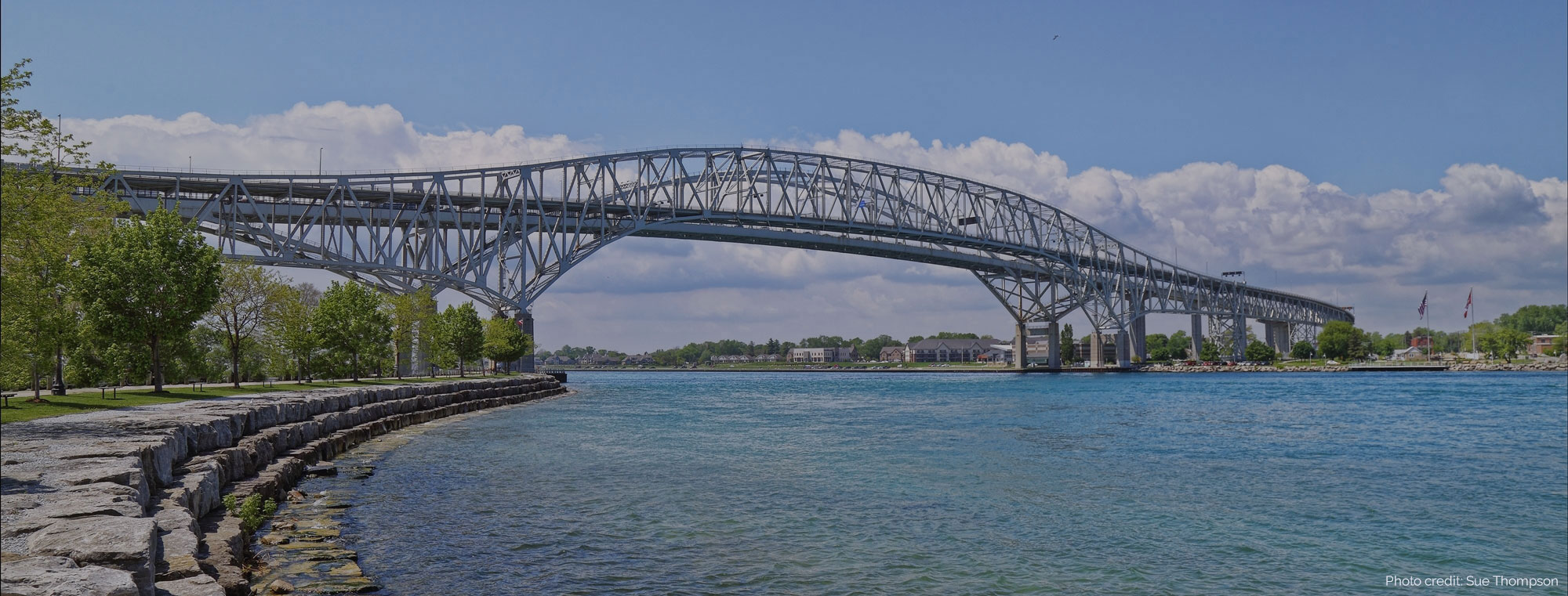 Blue Water Bridge - Sarnia, Ontario